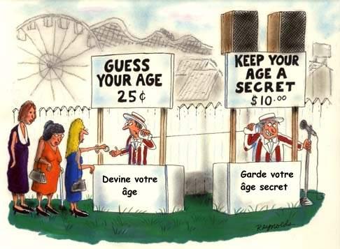 comment trouver l age d une personne